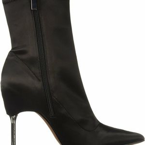 BCBG Stretch Satin Boot